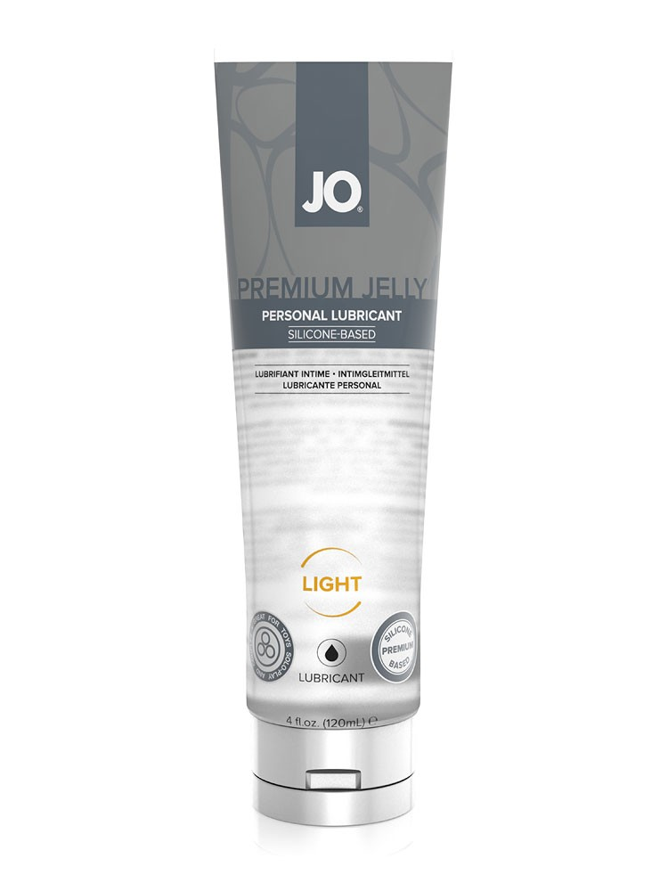 Gleitgel: Jo Premium Jelly Siliconbased Light (120ml)