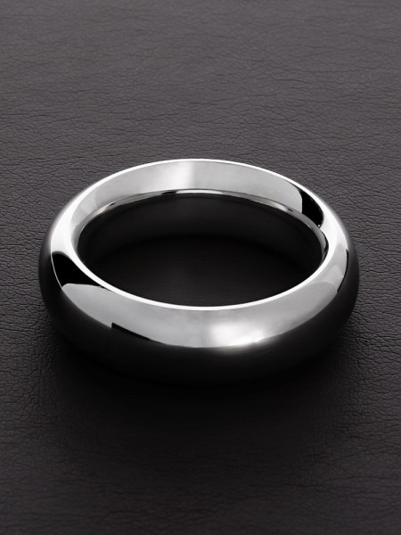 Triune Donut C-Ring: Edelstahl-Penisring