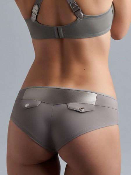Marlies Dekkers Femme Fatale: Brazilslip, silver metal