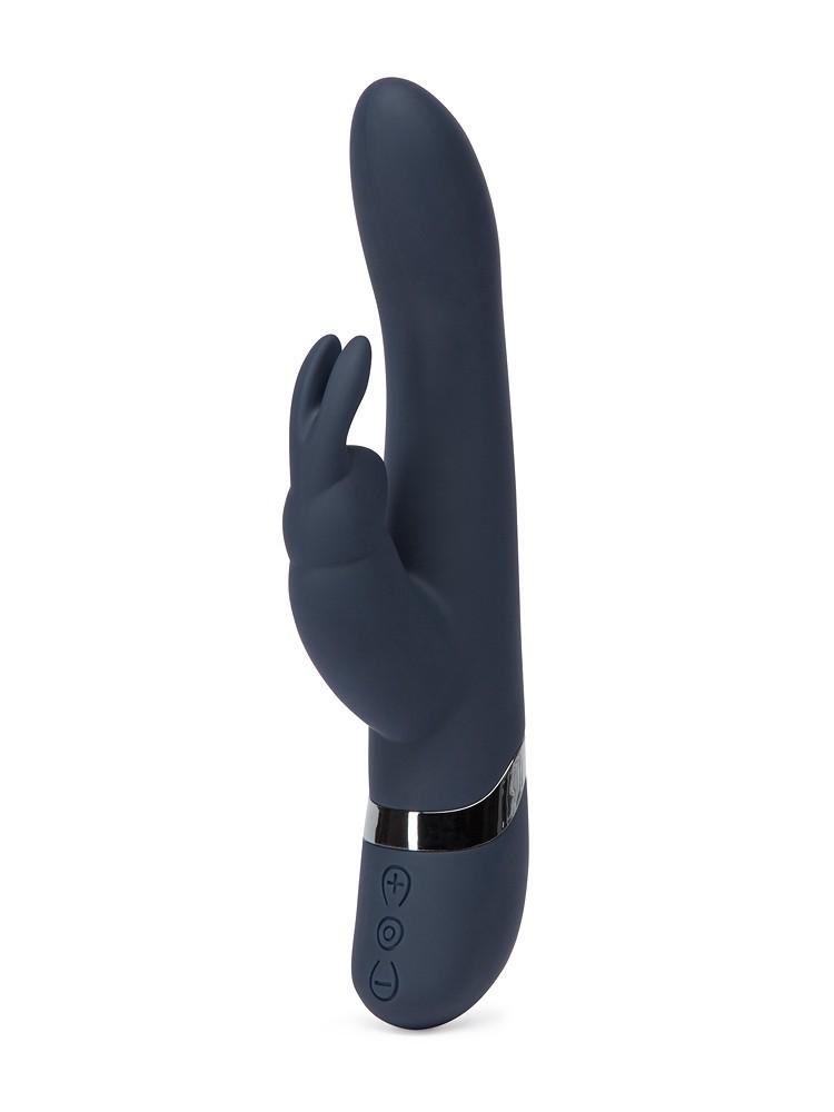 Fifty Shades of Grey Grey: Darker Oh My Bunnyvibrator, blau