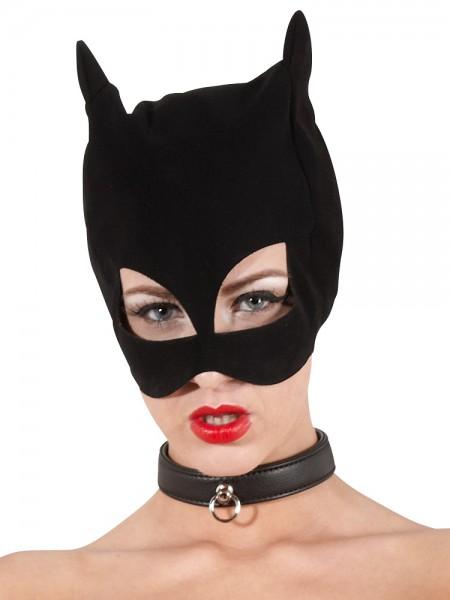 Bad Kitty Katzenmaske, schwarz