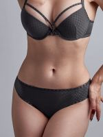 Marlies Dekkers Space Odyssey: Slip, checkered steel