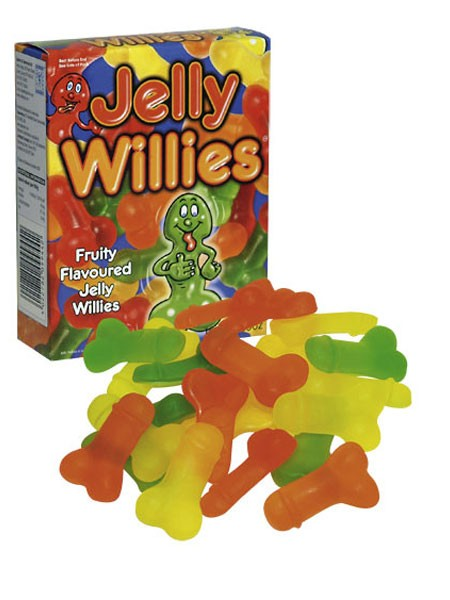 Weingummi Willies, 150g
