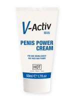 HOT V-Activ Man: Penis Power Cream (50ml)