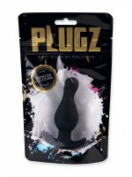 FeelzToys Plugz Black Nr. 2: Analplug, schwarz