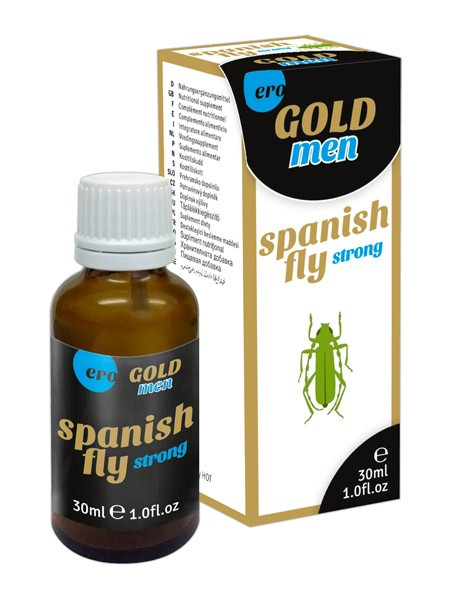 Spanish Fly Strong Gold Men, 30ml
