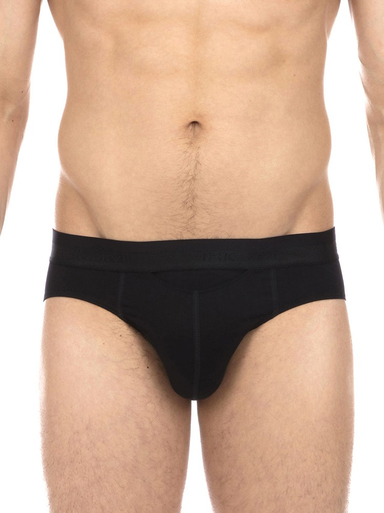 HOM HO1: Mini Brief, schwarz