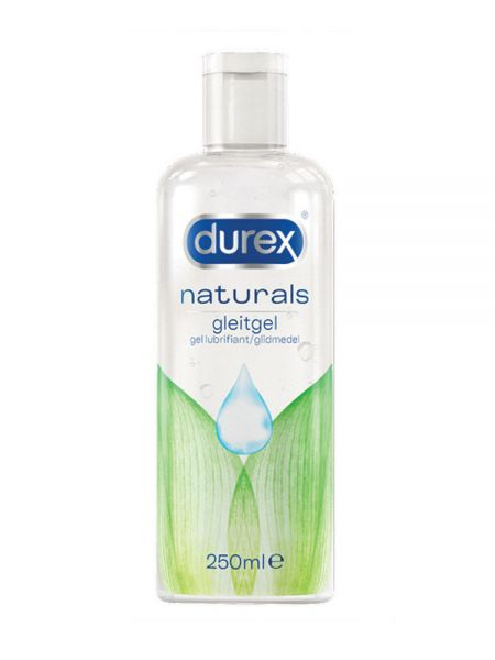 Gleitgel: Durex Naturals (250 ml)