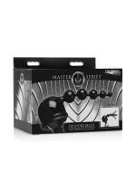 Master Series Thunder Beads: Vibrator-Aufsatz, schwarz
