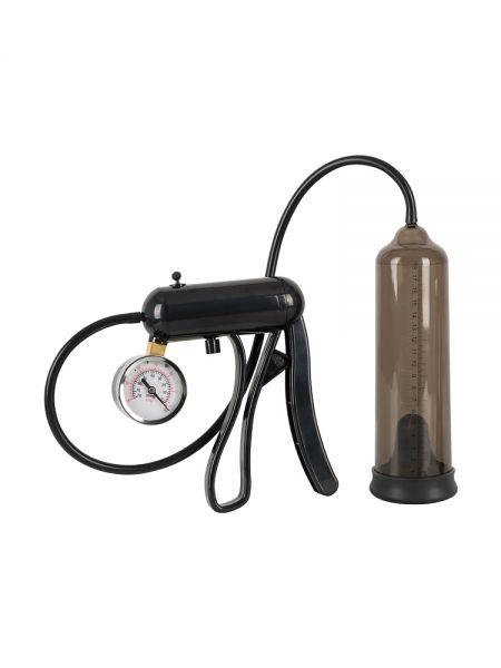 Mister Boner Pump: Penispumpe, schwarz