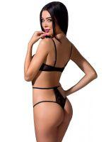 Passion Esmeralda: Ouvert-Body, schwarz
