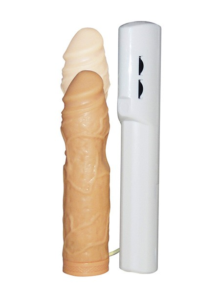 Excellerator: Vibrator, haut