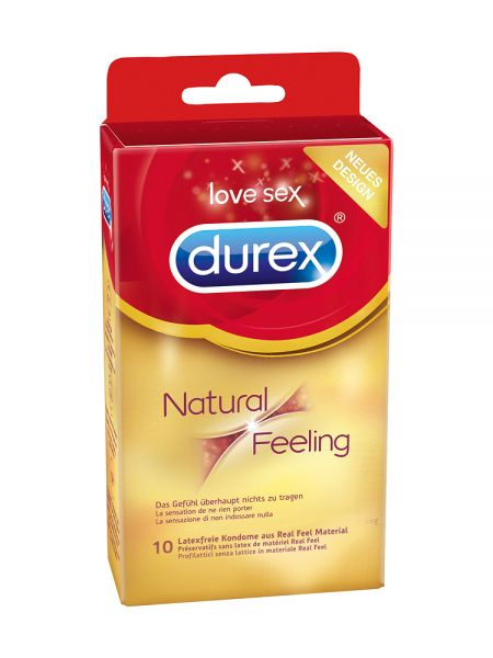 Durex Natural Feeling 10er Pack