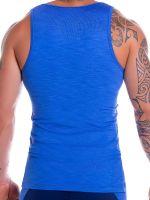 JOR York: Tanktop, blau