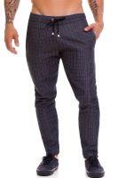 JOR Oxford: Long Pant, schwarz