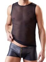 Muskelshirt, schwarz