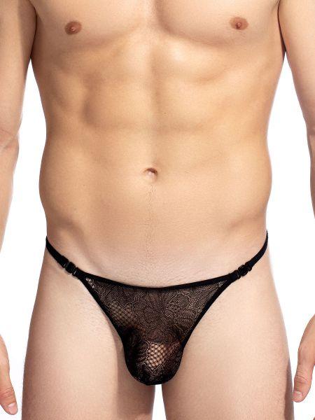 L'Homme Corentin: Stripstring, schwarz
