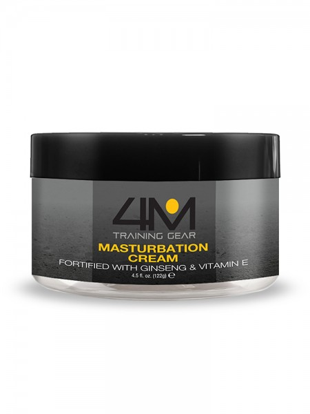 Gleitgel: 4M Endurance Masturbation Cream with Ginseng (122g)