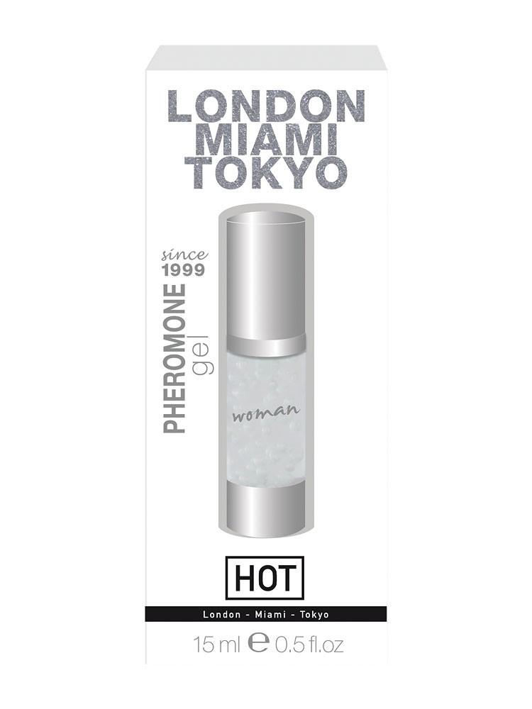 HOT Pheromone Gel Woman (15ml)