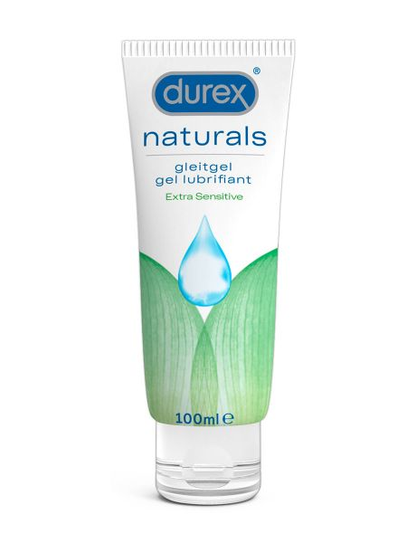 Gleitgel: Durex Naturals Extra Sensitive (100ml)