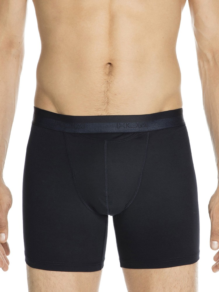 HOM HO1: Long Boxer Pant, schwarz