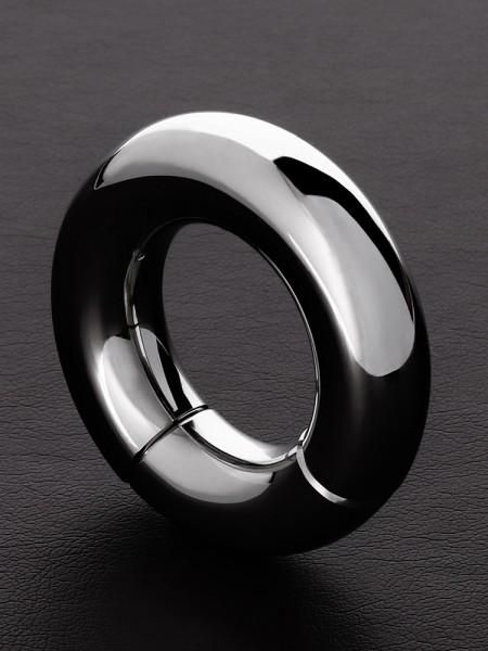 Triune Magnetic Round Ball Stretcher: Edelstahl-Magnet-Hodenstretcher
