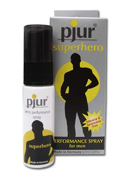 pjur Superhero Spray (20ml)