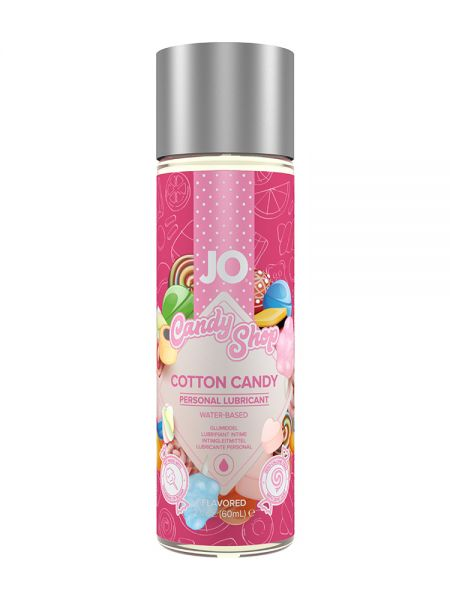 System JO Candy Shop Cotton Candy: Gleitgel (60ml)