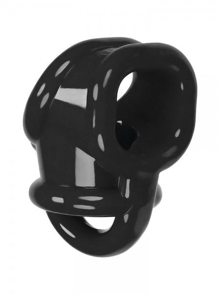 Ballsling: Penis-/Hodenring, schwarz