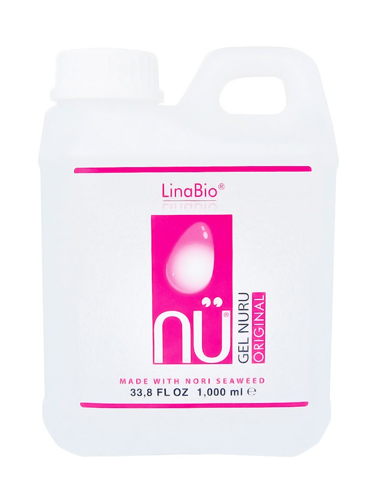 Nu Nurugel Original: Massagegel (1000ml)