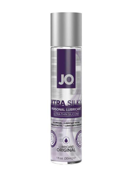 Gleitgel: System JO Xtra Silky Thin Silicone Lubricant (30 ml)