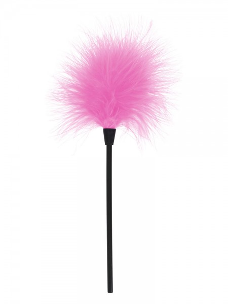 Sexy Feather Tickler: Federstab, pink