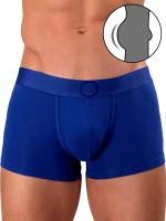Rounderbum: Colors Padded Boxer Trunk, blau