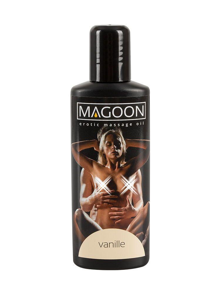 Massageöl: Vanille (100ml)
