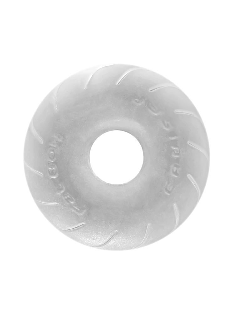 Perfect Fit SilaSkin Cruiser Ring: Penisring, transparent
