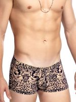 L'Homme Colby: Push-Up Shorty, haut/navy
