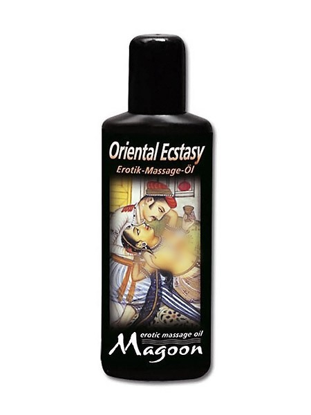Massageöl: Oriental Ecstasy (100ml)