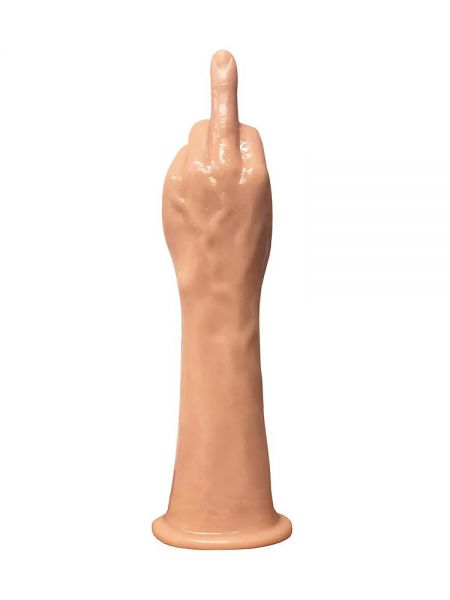 Massive The Finger: Fister Dildo, haut