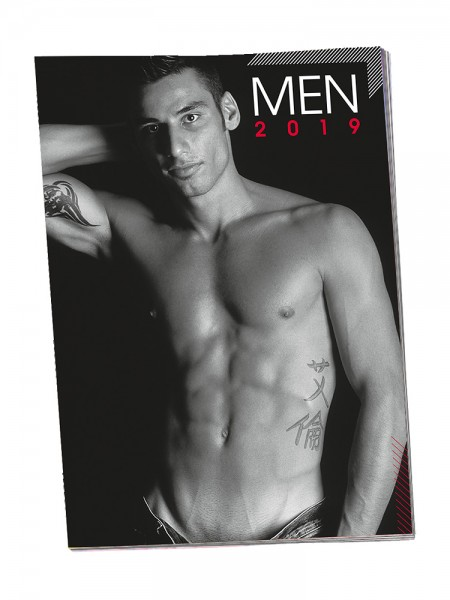 Pin-Up Kalender: Men 2019