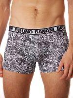 Bruno Banani Monomatic: Short 2er Pack, schwarz/weiß