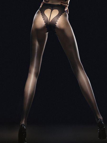 Fiore Corazon: Strumpfhose, schwarz
