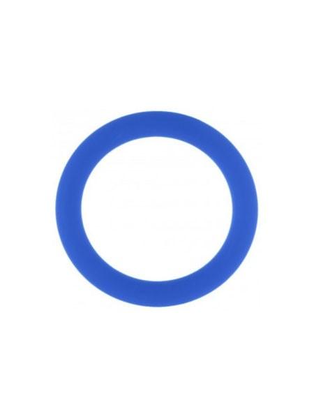 Phallus-Fessel L: Penisring, blau