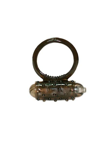 Vibro Ring: Penisring, schwarz