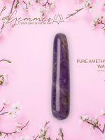 LaGemmes Wand: Dildo/Massagestab Amethyst, lila