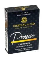 Chateau du Coq Prosecco: Kondome, 3er Pack