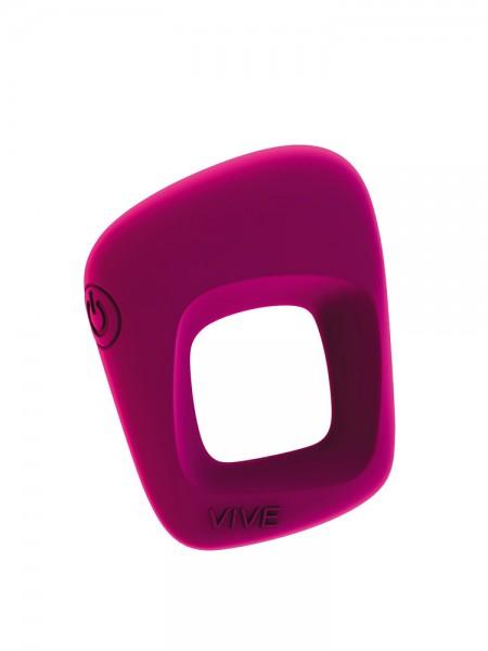 Vive Senca: Vibro-Penisring und Aufliegevibrator, pink