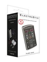 ElectraStim Flick Duo: Elektro-Set, schwarz/silber