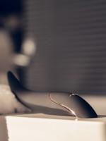 Vive Aviva: G-Punkt-Vibrator, schwarz