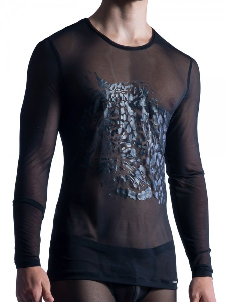 MANSTORE M850: Long Sleeves, schwarz