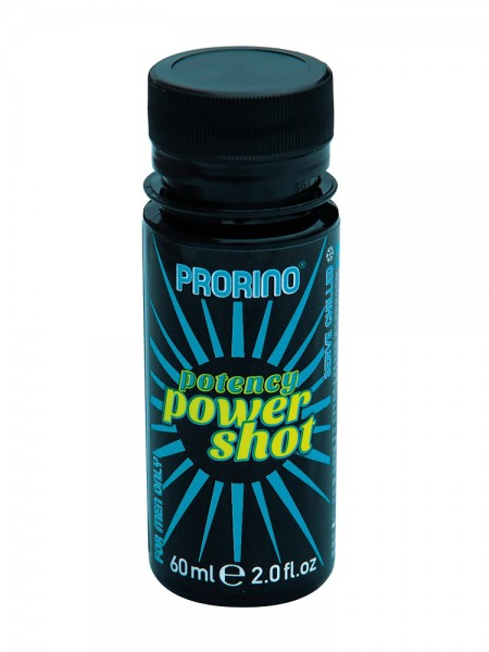 Prorino Potency Power Shot (60ml)